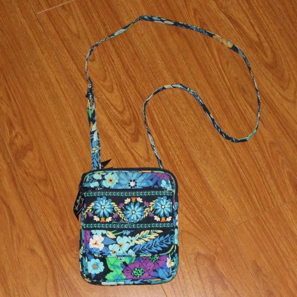 Vera Bradley Handbags - Vera Bradley Mini Hipster Crossbody